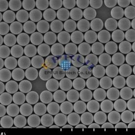 GMA microspheres