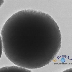 porous silica microspheres